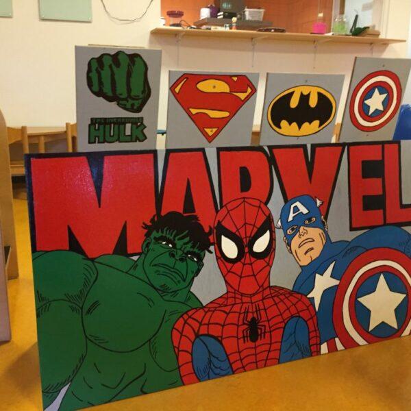 Mikken Superhelden